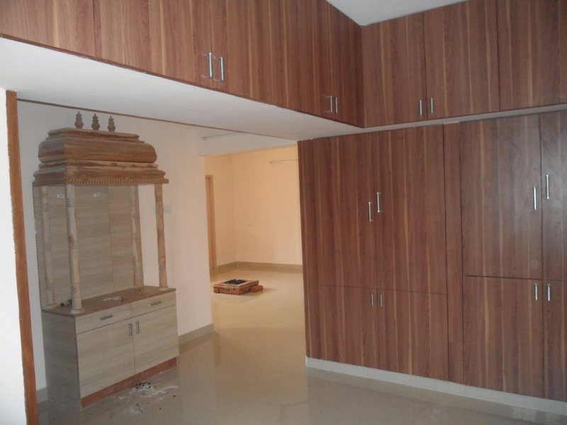 Kitchen /pooja view